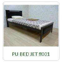 PU BED JET 8001